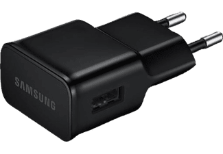 SAMSUNG Travel Charger Micro USB 1A Black - (EP-TA12EBEU)