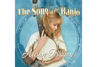 Alison Brown - The Song Of The Banjo [CD]