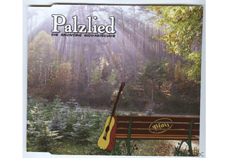 Die Anonyme Giddarischde - Palzlied (Ep) - (CD)