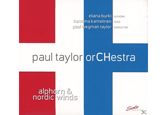 Paul Taylor Orchestra - Alphorn & Nordic Winds [CD]