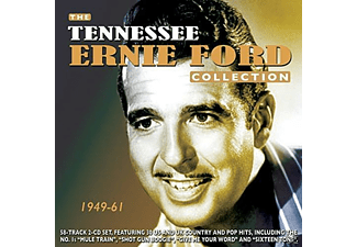 Tennessee Ernie Ford - The Tennessee Ernie Ford Collection 1949-61 - (CD)