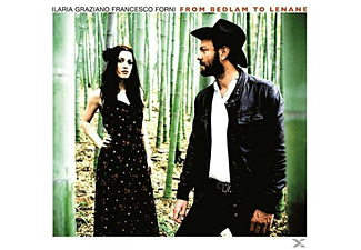 Francesco Forni, Ilaria Graziano - From Bedlam To Lenane - (CD)
