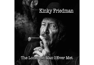 Kinky Friedman - The Loneliest Man I Ever Met - (CD)