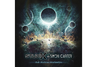 Studio-x, Simon Carter - Ad Astra Volantis - (CD)