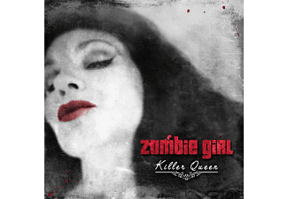Zombie Girl - Killer Queen [CD]