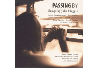 Jake Heggie, VARIOUS - Passing By-Songs By Jake Heggie - (CD)