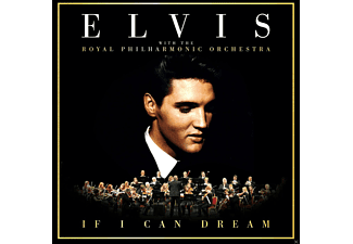 Elvis Presley, Royal Philharmonic Orchestra - If I Can Dream - (CD)