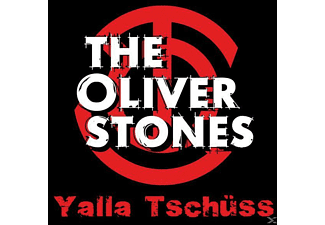 The Oliver Stones - Yalla Tschüss - (CD)