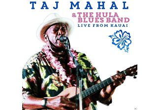Taj & The Hula Blues Band Mahal - Live From Kauai - (CD)