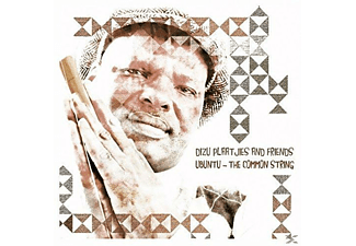 Dizu Plaatjies & Friends - Ubuntu-The Common String - (CD)