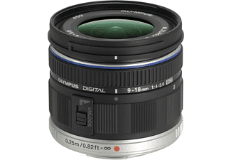 OLYMPUS Objectif grand angle M.Zuiko Digital ED 9‑18mm F4‑5.6 (N3850192)
