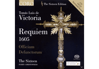 Harry Christophers - Requiem 1605/+ - (SACD Hybrid)