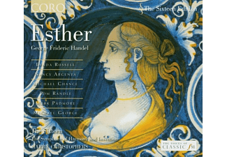 Th Sixteen/the Symphony Of Harmony, The/+ Chance/padmore/sixteen - Esther (GA) - (CD)