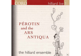 Hilliard Ensemble - PEROTIN AND THE ARS ANTIQUA - (CD)