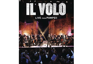Il Volo - Live From Pompeii | DVD