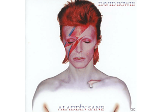 David Bowie -  Aladdin Sane [CD]