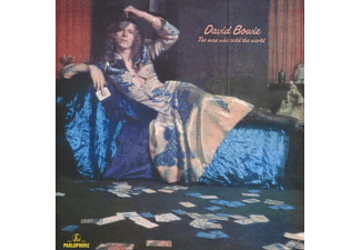 David Bowie -  The Man Who Sold The World [CD]