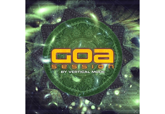 VARIOUS - Goa Session-By Vertical Mode - (CD)