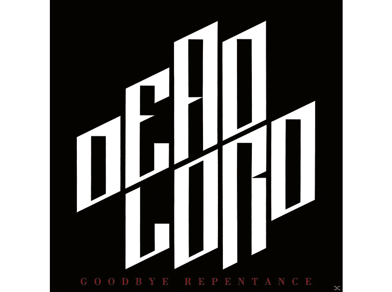 Dead Lord - GOODBYE REPENTANCE [CD]
