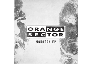 Orange Sector - Monoton E.P. - (CD)
