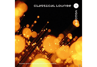 Dj Mclyntock - Classical Lounge: Voices - (CD)