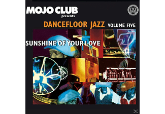 VARIOUS - Mojo Club Vol.5 (Sunshine Of Your Love) - (CD)