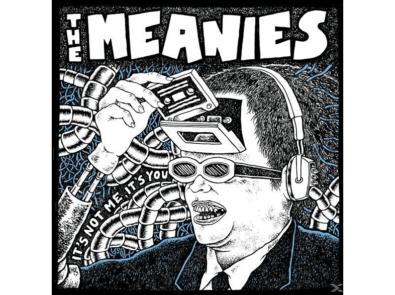 The Meanies - It's Not Me, It's You [Vinyl]
