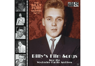 Billy Fury - Rarities Vol.19 (Billy's Film So - (CD)