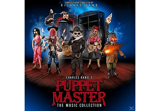 Richard Band - Puppet Master: The Music Collection - (Vinyl)