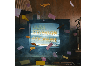 Laura Stevenson - Cocksure - (CD)