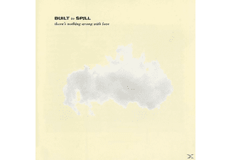 Built To Spill - There's Nothing Wrong With Love - (Vinyl)