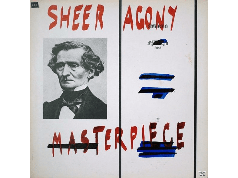 Sheer Agony - Masterpiece [LP + Download]