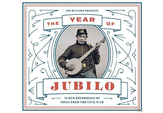 VARIOUS - The Year Of Jubilo-78 Rpm Recordi - (CD)