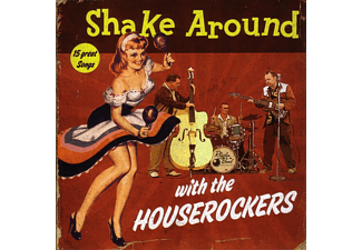 The Houserockers - Shake Around With The Houserockers - (CD)