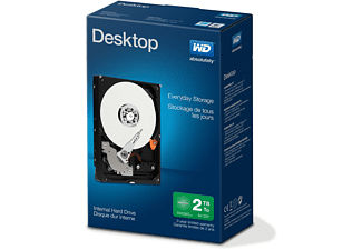 WD Desktop Mainstream HDD 2TB