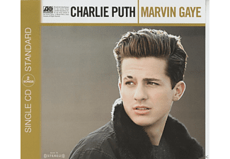 Charlie Puth - Marvin Gaye - (5 Zoll Single CD (2-Track))