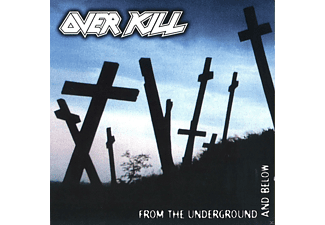 Overkill - From The Underground And Below - (Vinyl)