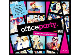 VARIOUS - Office Party - (CD)