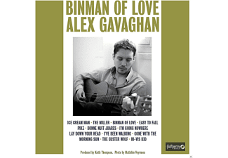Alex Gavaghan - Binman Of Love - (CD)