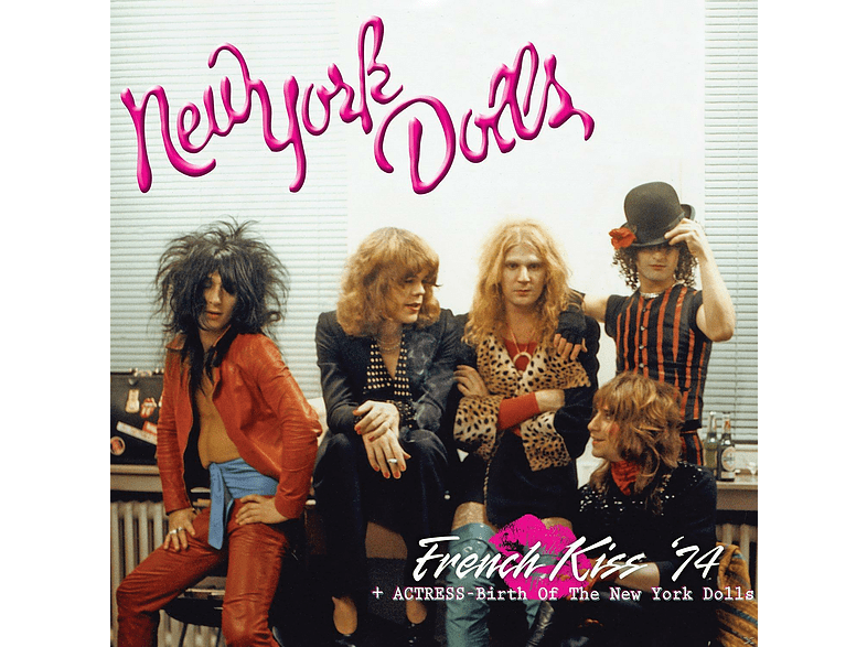 New York Dolls - FRENCH KISS 74/ACTRESS-BIRTH OF THE NEW YORK DO [Vinyl]