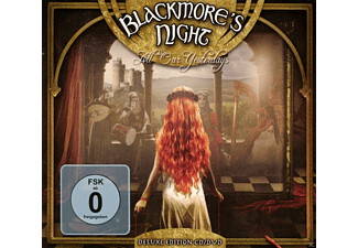 Blackmore's Night - All Our Yesterdays (Deluxe Edition Digipak) - (CD + DVD)