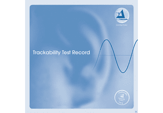 Clearaudio - Trackability Test Record (180g) - (Vinyl)