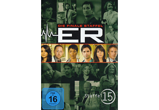 E.R. - Emergency Room - Staffel 15 - (DVD)