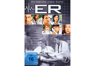 E.R. - Emergency Room - Staffel 7 - (DVD)