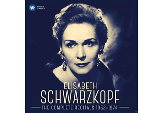 Elisabeth Schwarzkopf - The Complete Recitals 1952-1974 (CD)