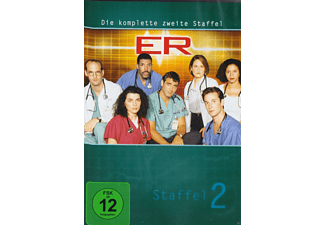 E.R. - Emergency Room - Staffel 2 - (DVD)