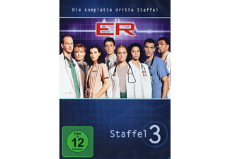 E.R. - Emergency Room - Staffel 3 - (DVD)