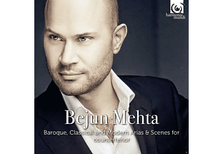 Bejun Mehta, Freiburger Barockorchester, VARIOUS - Recital Bejun Metha - (Maxi Single CD)