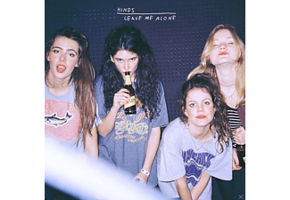 Hinds - Leave Me Alone - (LP + Download)
