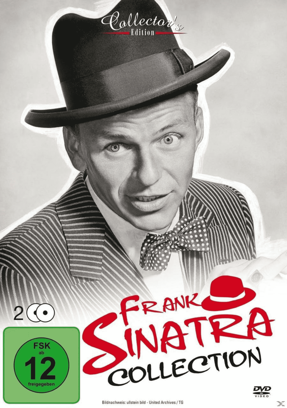 Frank Sinatra Collection auf DVD